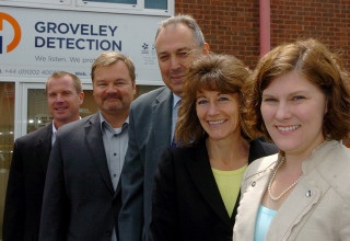 FPN advises on the sale of Groveley Detection